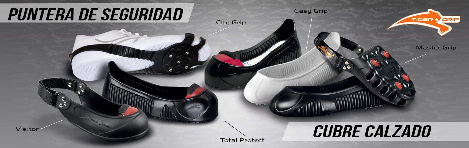 Cubre calzado de seguridad